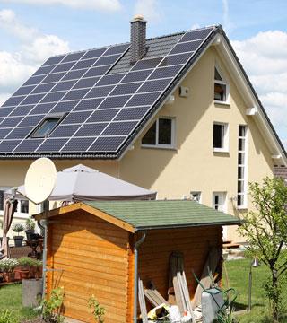 Panneau solaire Aisne 2