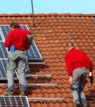 Panneaux photovoltaïques Aisne Marne et Paris 2